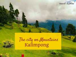 cover for Kalimpong : The City Of Mountains