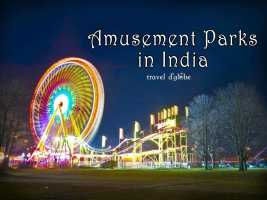 cover for 10 Best Amusement parks in India for a fun weekend