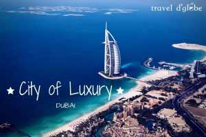 cover for Top 7 Wonderful Attractions in Dubai