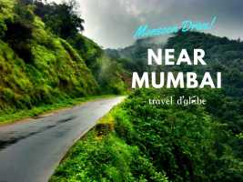 cover for Best Places for Monsoon Drive near  Mumbai