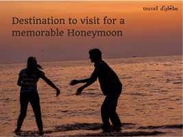 cover for 30 Romantic Destinations for Honeymoon Travel
