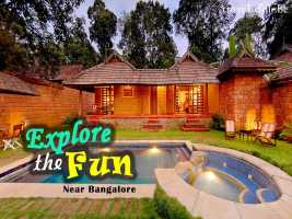 cover for Resorts near Bangalore: a quick getaway