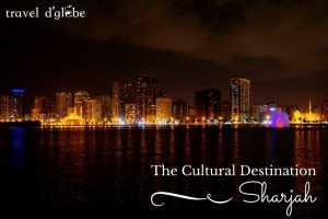 cover for Best Tourist Attractions in Sharjah
