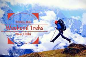 cover for A Guide for Short Weekend Treks near Delhi