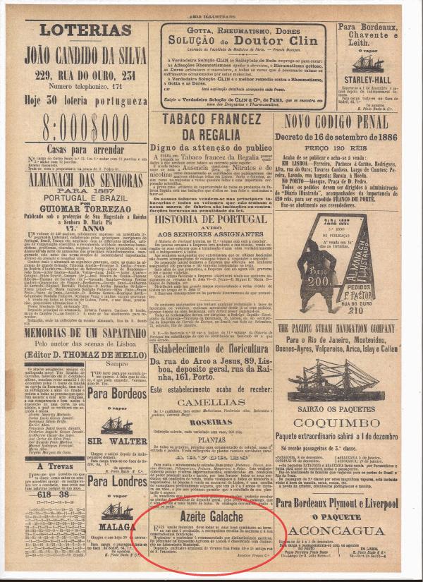 Diário Illustrado, 1886, nº4:886