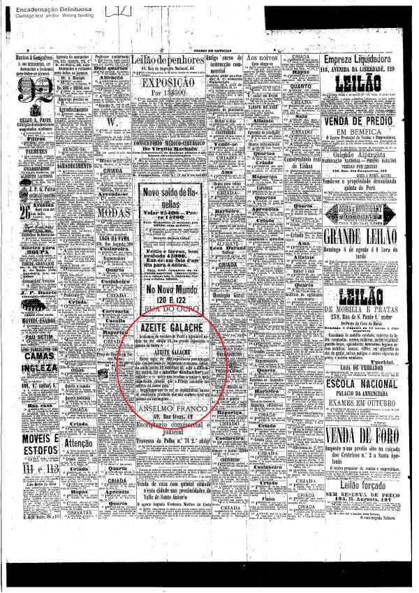 Diário de Notícias, 1889, nº8:463