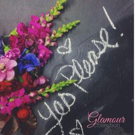 Glamorous Blooms