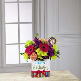 The FTDA Birthday BrightsA Bouquet