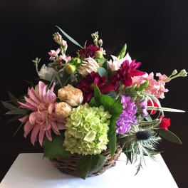 Just Because Mixed Bouquets Delivery Albany Momo S Flowers
