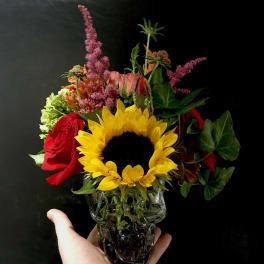 Flower Crown Flowers Delivery Franklin   Garden Delights Fine Florist