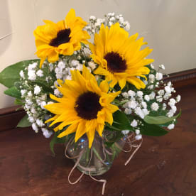 Eagledale Florist Send Yellow Flowers Flower Delivery