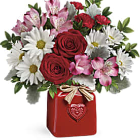 Teleflora's Country Sweetheart Bouquet