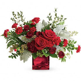 Flowers For Keeps Delivery: $6.00 - $15.00. Rich In Love Bouquet by Teleflora