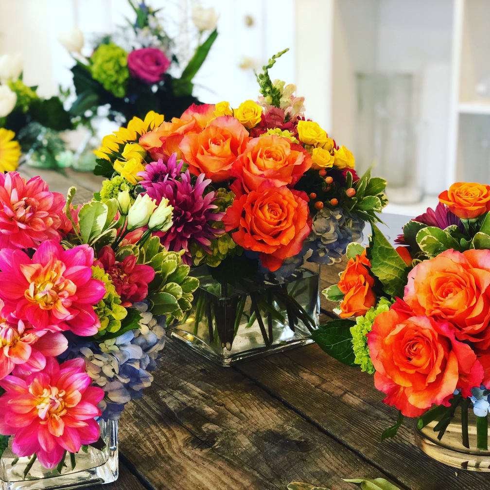 Natick Florist Flower Delivery By Petal Pushers