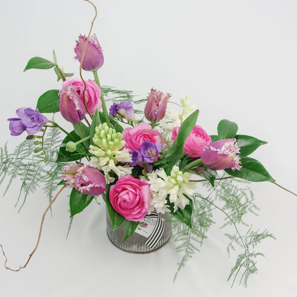 Portland Florist Flower Delivery By Sellwood Flower Company