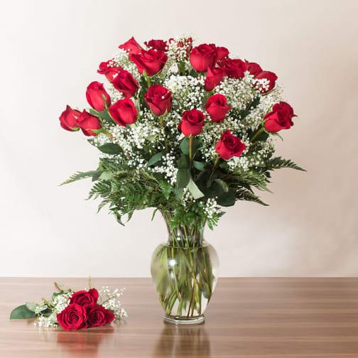 Premium Rose Masterpiece (2 Dozen)