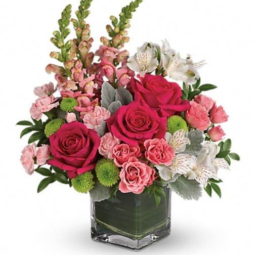 Telefloras Garden Girl Bouquet
