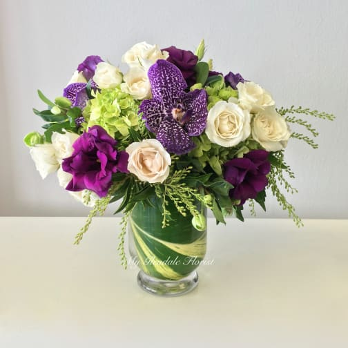 ea63ef952d See all flowers · Vanda Orchid and Lisianthus Special - Glendale Florist