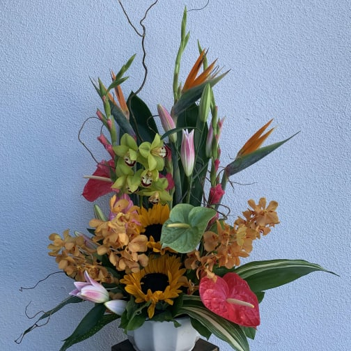 Mountain View Florist | Flower Delivery by City Of Flowers