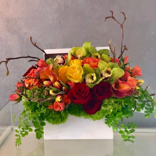Los Angeles Florist | Flower Delivery by Rendezvous Flowers