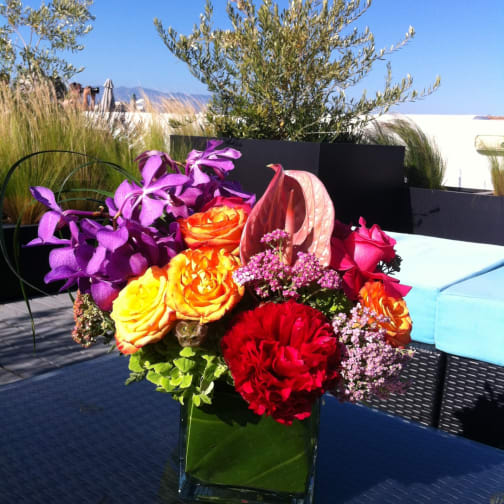 Los Angeles Florist | Flower Delivery by Mystic Flowers and