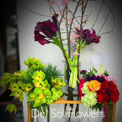 Arcadia Florist | Flower Delivery by Del Sol Flowers