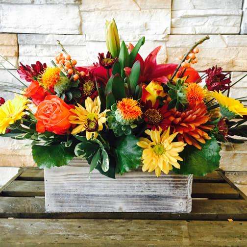 Troy Florist | Flower Delivery by Floranza Designs