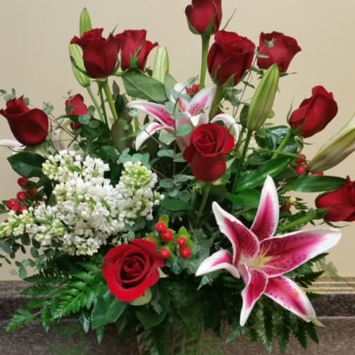 Leicester Florist | Flower Delivery by Stargazers Designs