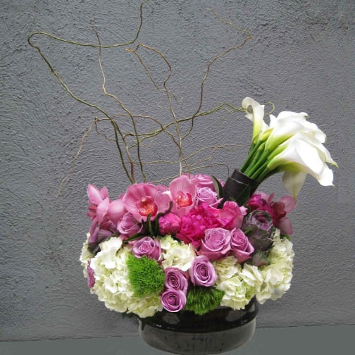 Los Angeles Florist | Flower Delivery by A Bed of Roses