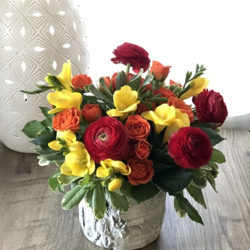 Jackson Florist Flower Delivery By Anointed Flowers Gifts