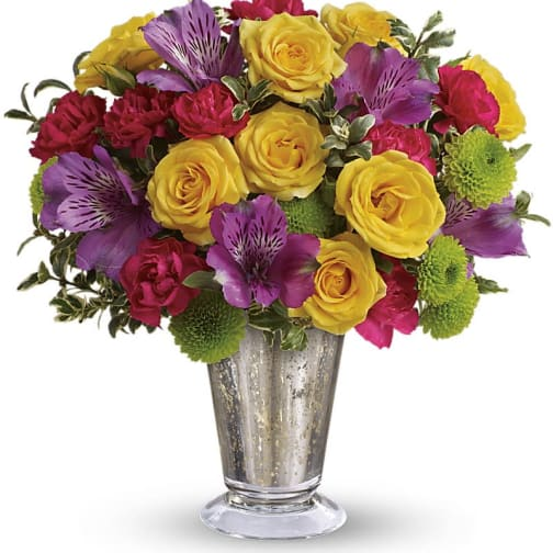 West Bloomfield Florist Flower Delivery By Happiness Is