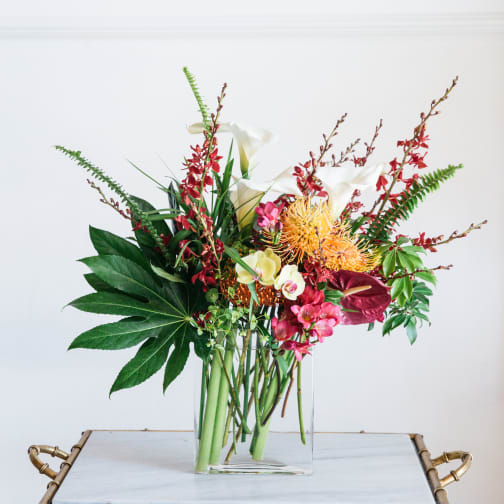 Xoxo Studio Solana Beach California: Flower Delivery By Isari Flower