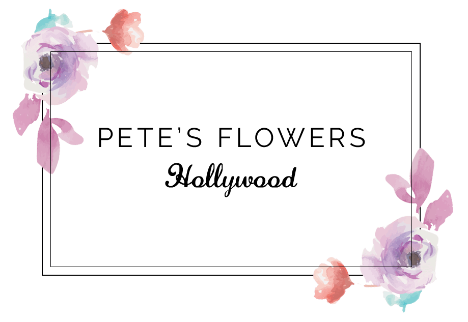 Pete's Flowers - Hollywood, CA florist