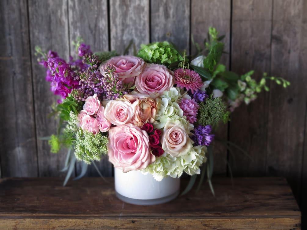 Rose Pale By La Jolie Fleur