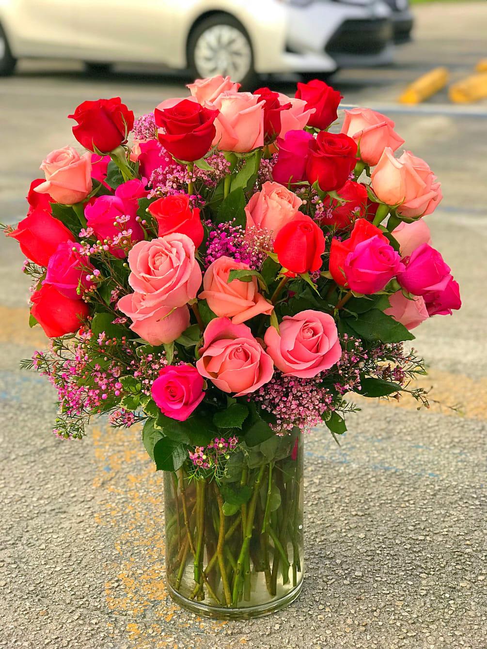 4 Dozen Ways By Dgm Flowers Events