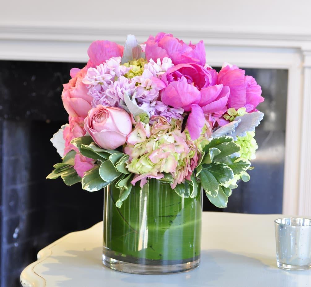 Lush Bouquet By Chelsea Floral Designs