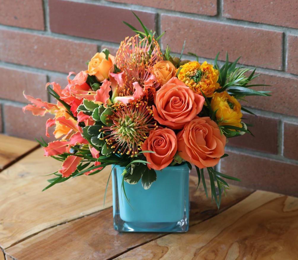 Color Spark Bouquet