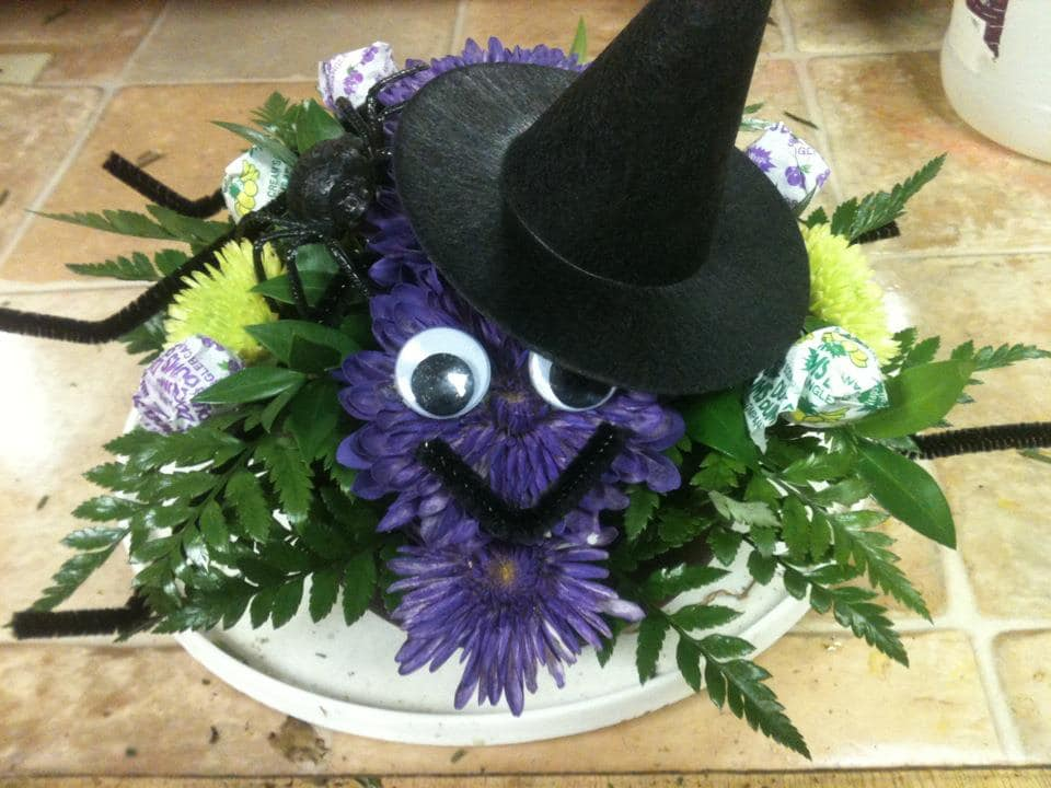 Spider Me Not in Shawnee, OK | Designs Flowers & Gifts