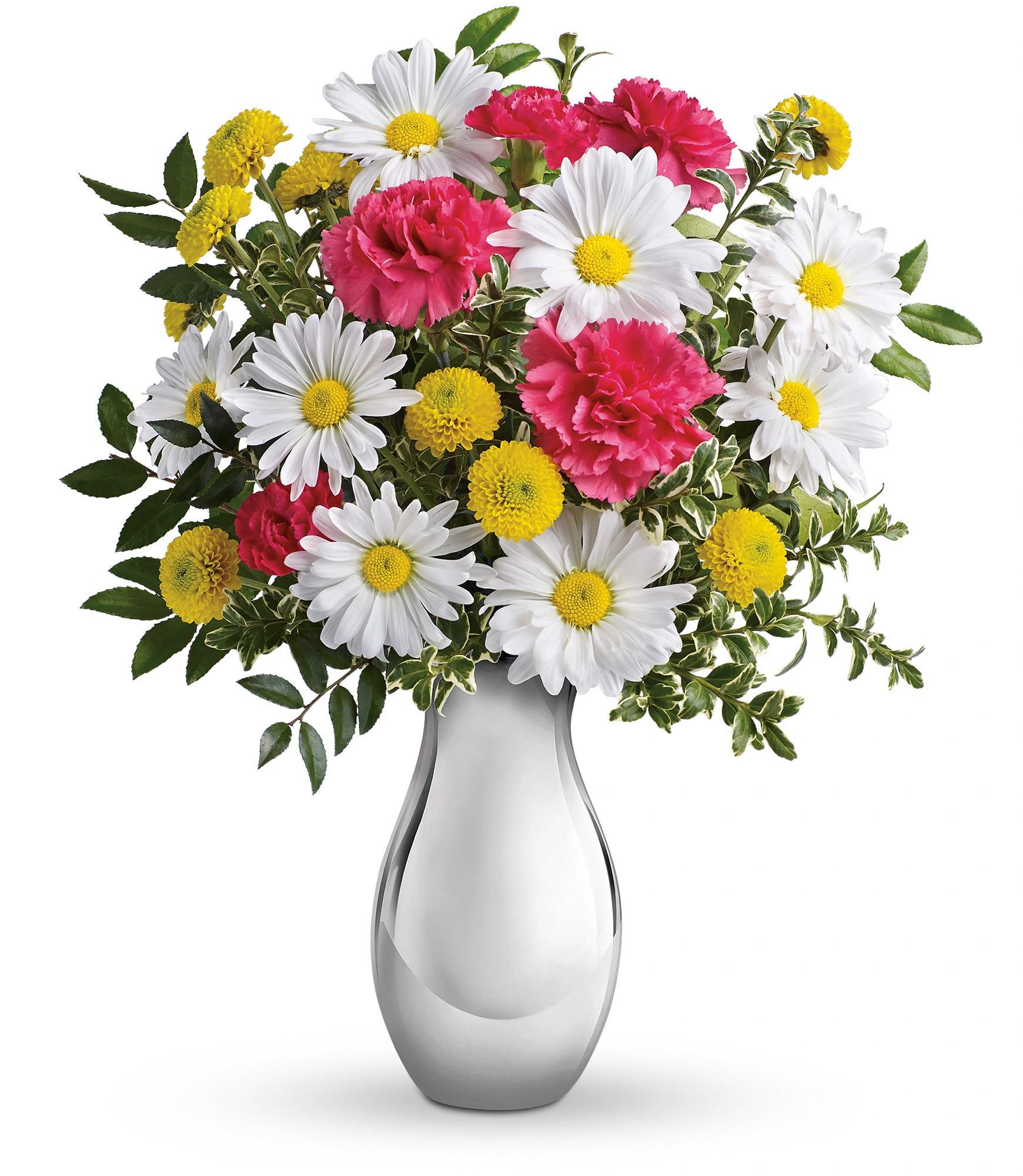 Just Tickled Bouquet in Metuchen, NJ