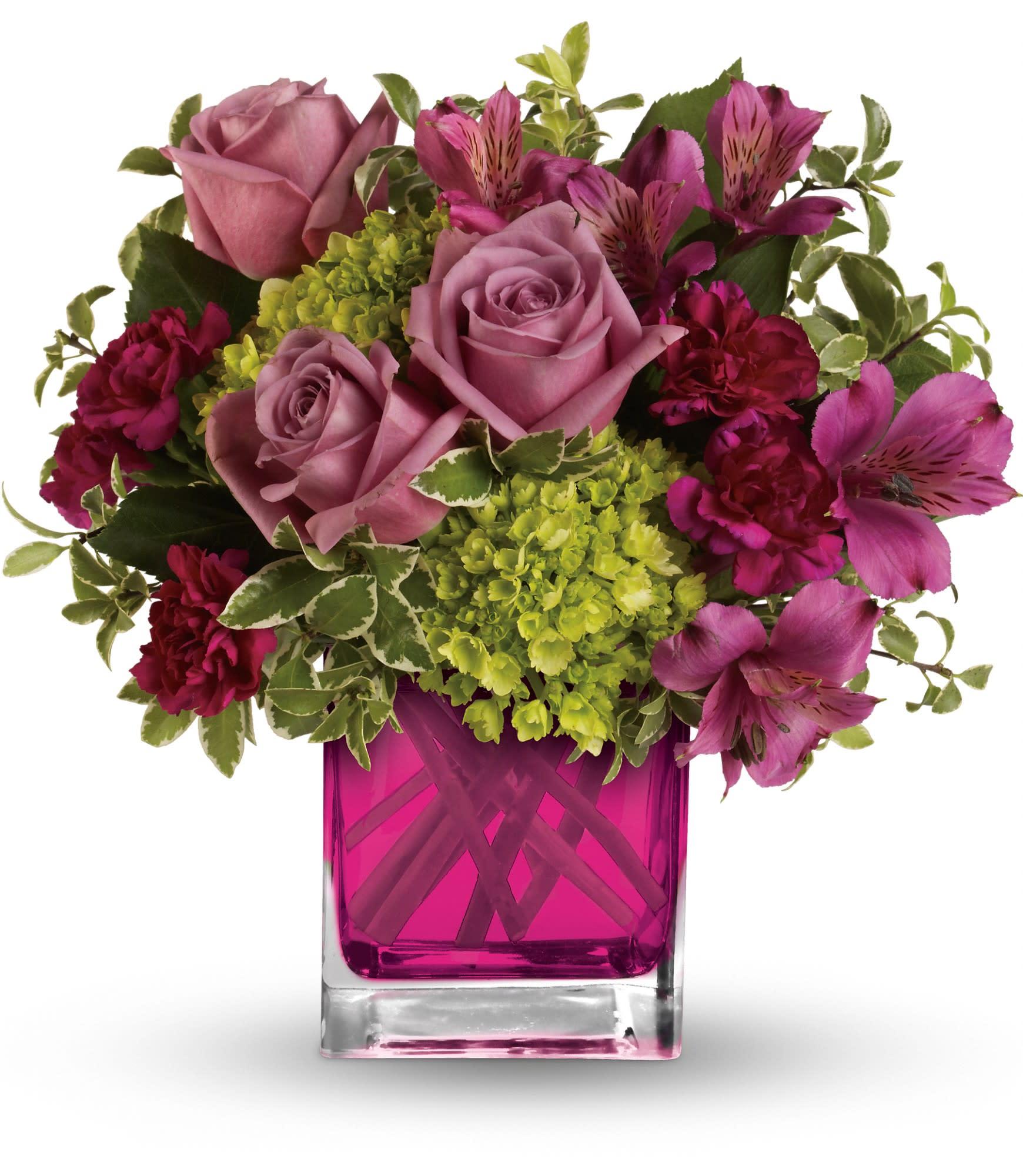Splendid Surprise By Teleflora In Arlington Ma Cody Floral Designs