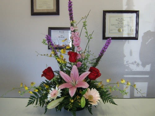 Floral Triad in Dayton, NV | Bloomers Florist