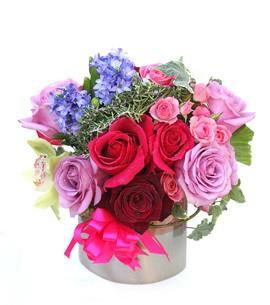 Lovely Roses In Los Angeles Ca Century City Flower Market