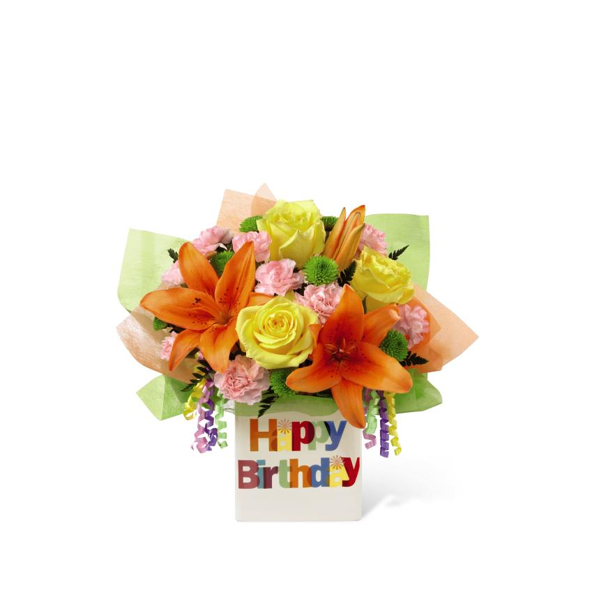FTD Birthday Celebration Bouquet