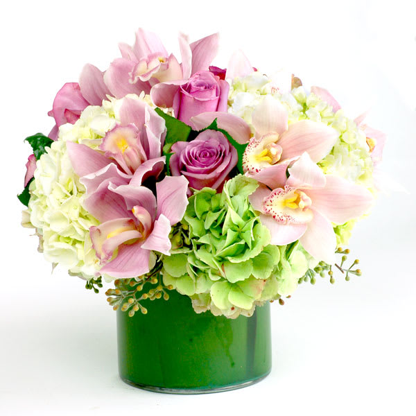 Pink And Green Mix In Sherman Oaks Ca Sherman Oaks Florist