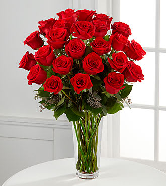 The Long Stem Red Rose Bouquet By Ftd In Playa Del Rey Ca