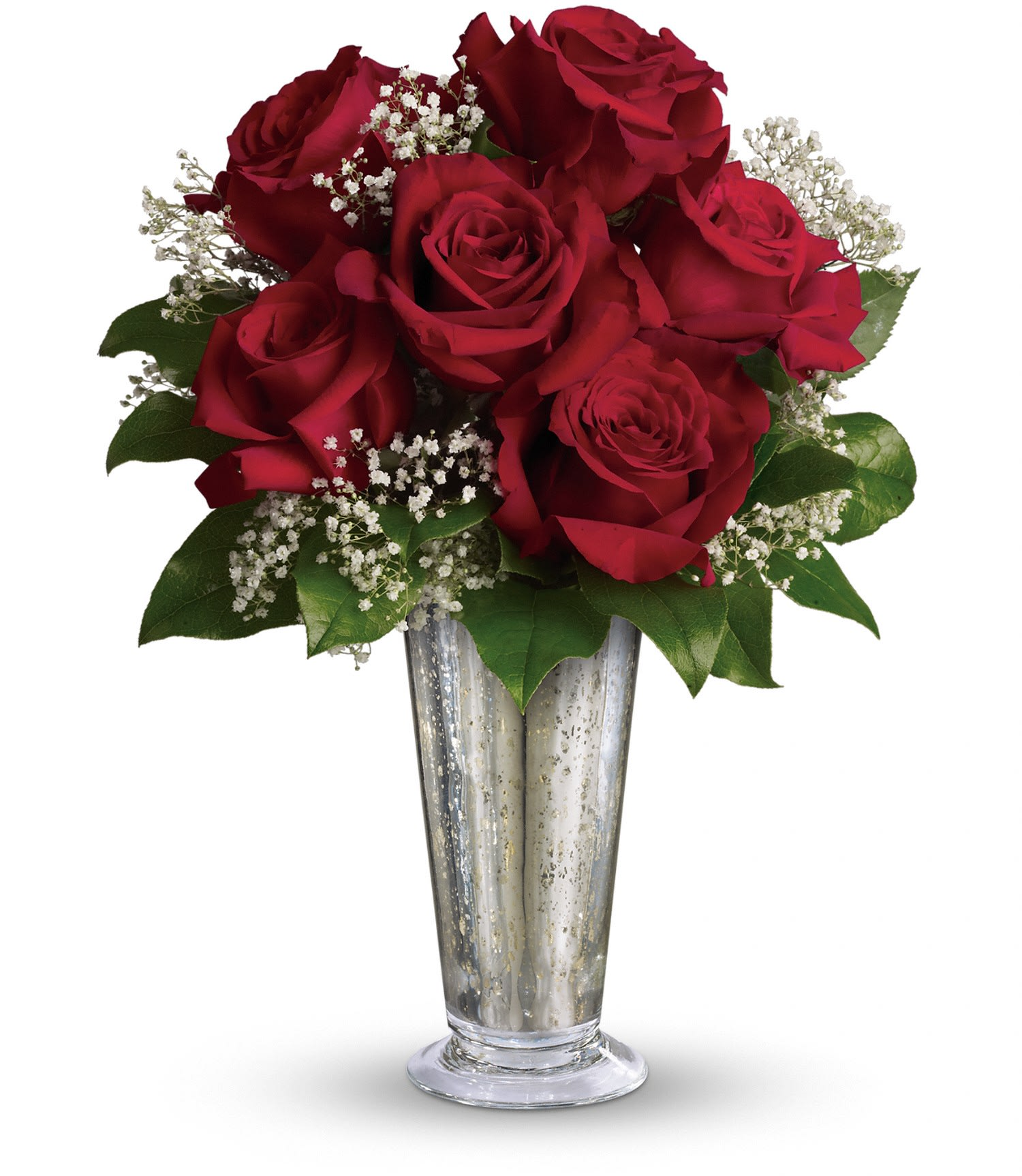 Teleflora's Kiss of the Rose T65-3A
