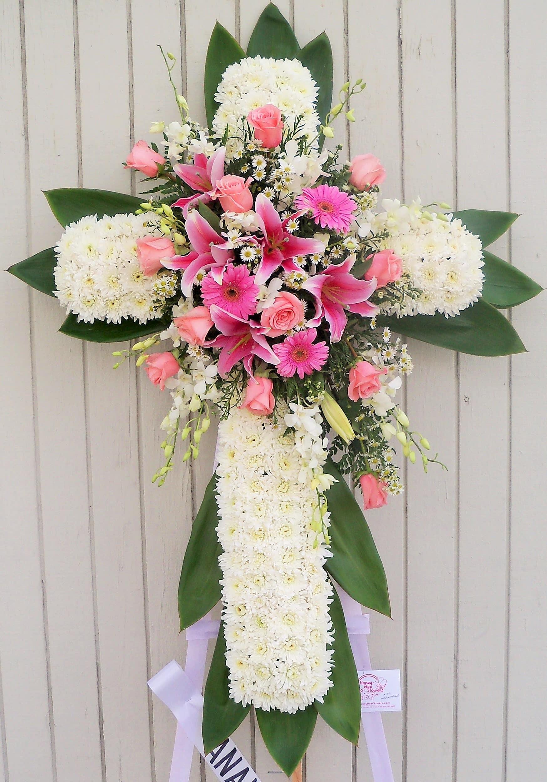 Funeral Cross (Sympathy) in Glendale, CA