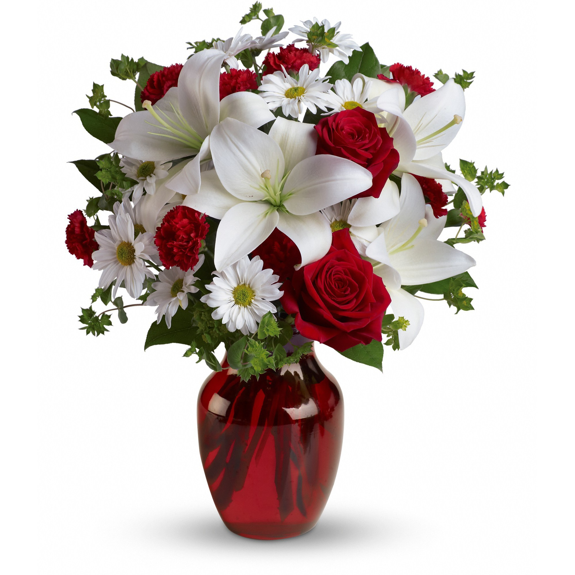 Be My Love Bouquet by Teleflora T128-2A