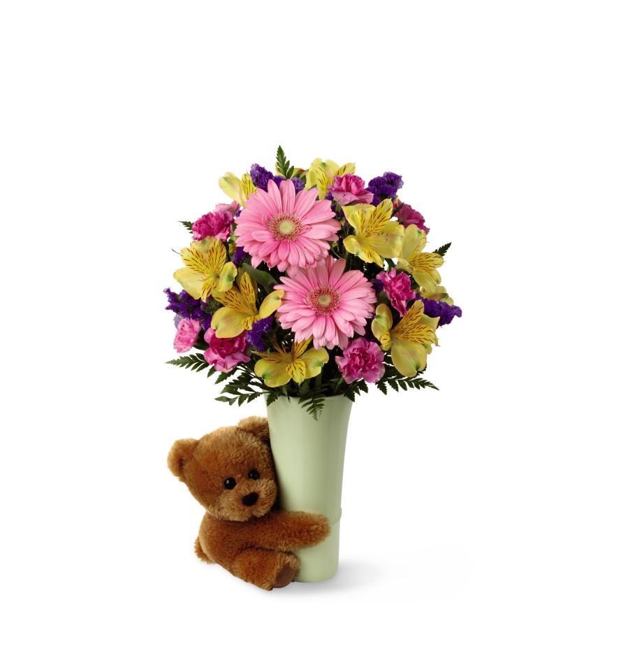 Ftd Festive Big Hug Bouquet Bdhd In Frederick Md Amour Flowers