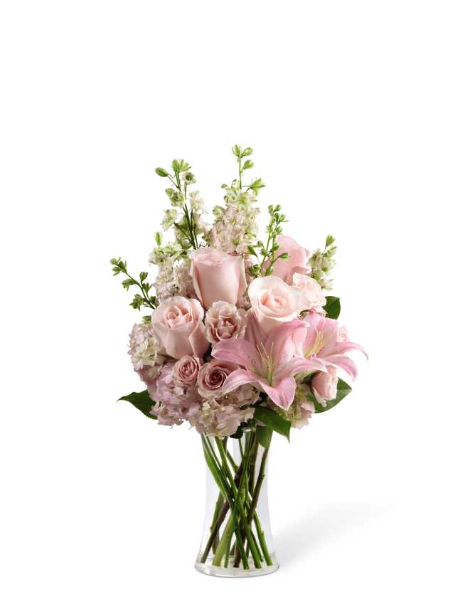 The FTD Wishes Blessings Bouquet S25 4491 In Frederick MD